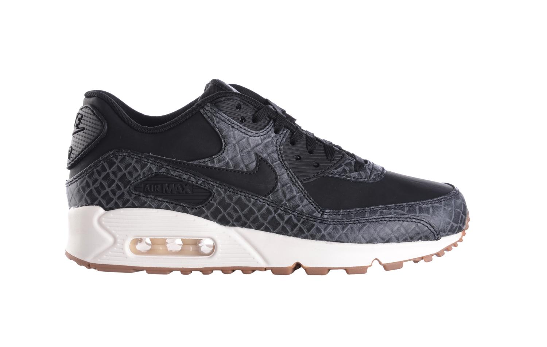 Nike Air Max 90 Leather, BlackBlack férfi cipő eladó, ár