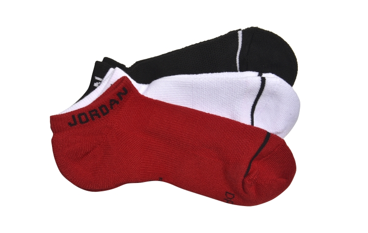 JORDAN Jumpman No-show Sox 3*pack (SX5546-011)