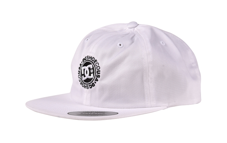 DC Core Twill Dad Hat (ADYHA03564-WBB0)