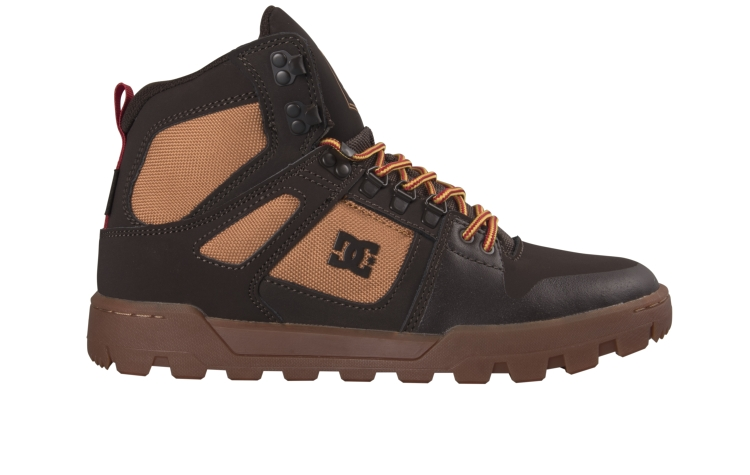 DC Pure High-top Wr Boot (ADYB100006-CH6)
