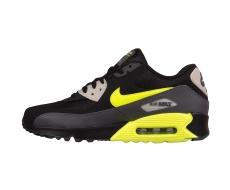 Nike Air Max 90 Es, Dark GreyVolt Black Light Bone férfi
