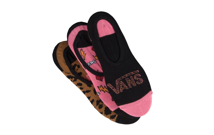 VANS Wmns Animal House Canoodles Sox 3*pack (VA3RBY448)