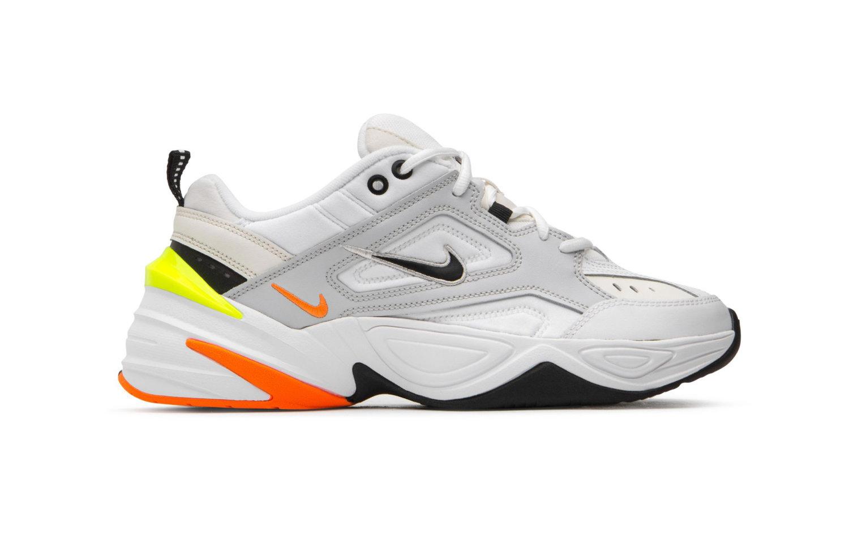 Nike M2K Tekno, Pure PlatinumBlack Sail White férfi cipő