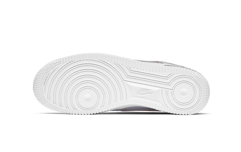 Nike Air Force 1 07 3, WhiteGym Red férfi cipő eladó, ár