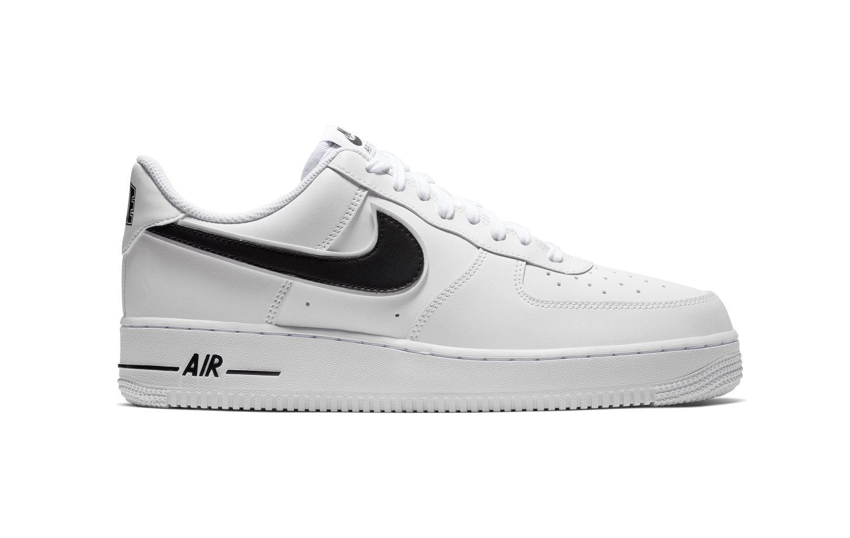 Nike Air Force 1 07 3, WhiteBlack férfi cipő eladó, ár