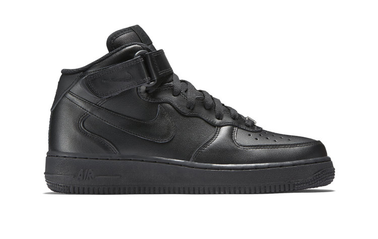 NIKE Wmns Air Force 1 Mid '07 LE (366731-001)