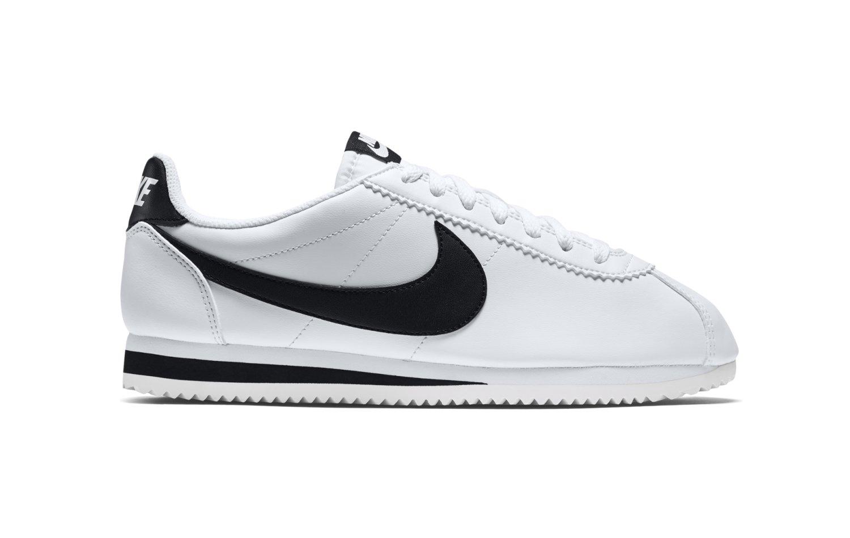 Cipők NIKE Classic Cortez Leather 807471 101 WhiteBlack