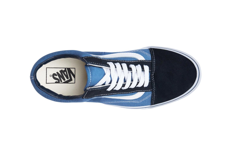 Vans Old Skool Blur Boards BlackRoyal Blue VN0A4BV5T2N