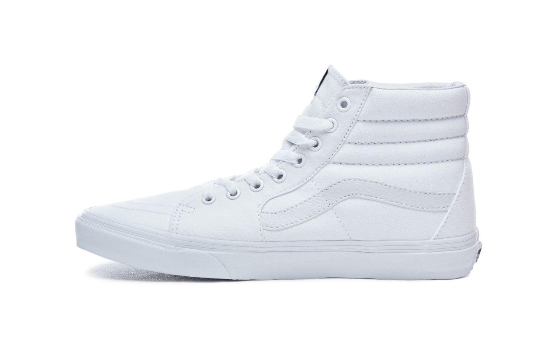 Vans Sk8 hi, True White férfi cipő eladó, ár | Garage Store