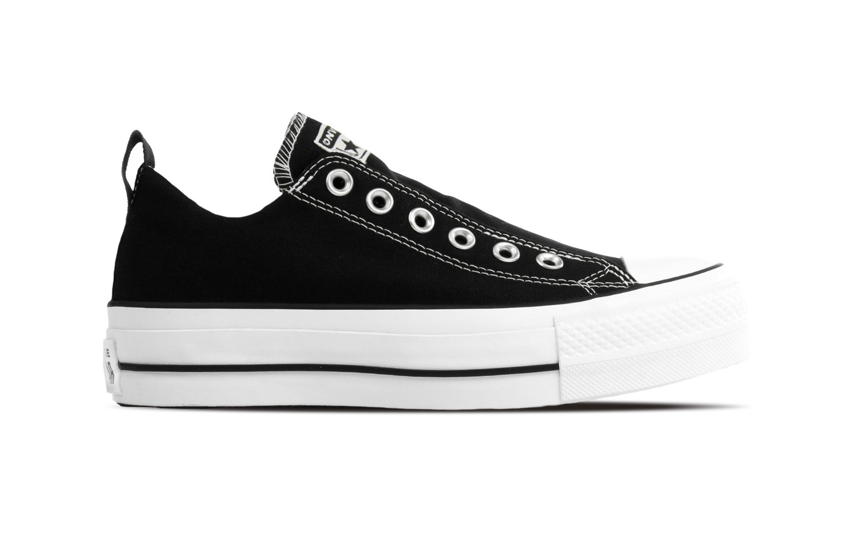 Converse Wmns Ctas Fashion Ox, Black