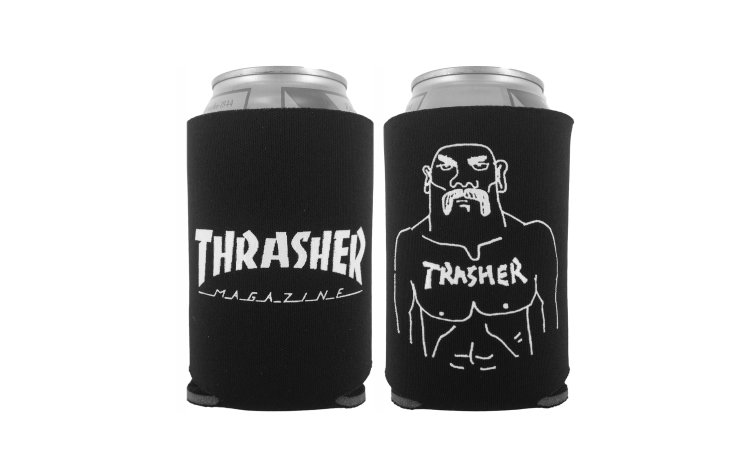 THRASHER Koozie By Gonz (270005)
