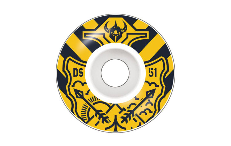 DARKSTAR Lockup Wheels 51mm (10112334)