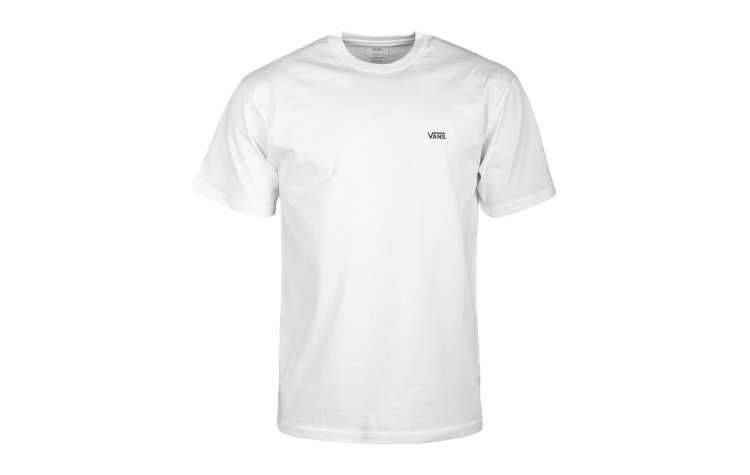 VANS Left Chest Logo Tee S/S (VN0A3CZEYB2)