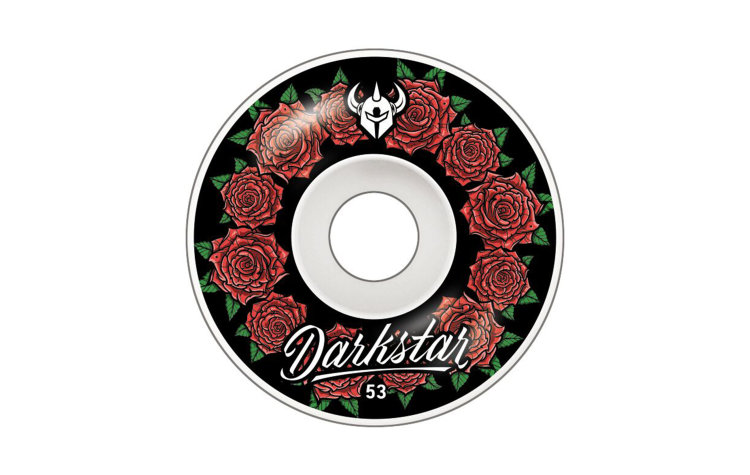 DARKSTAR In Bloom Wheels 53mm (10112338)