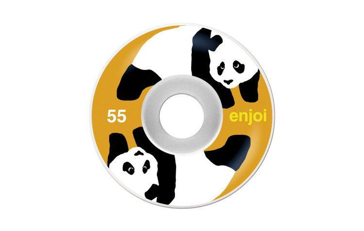 ENJOI Panda Standard Wheels 55mm (10117110)