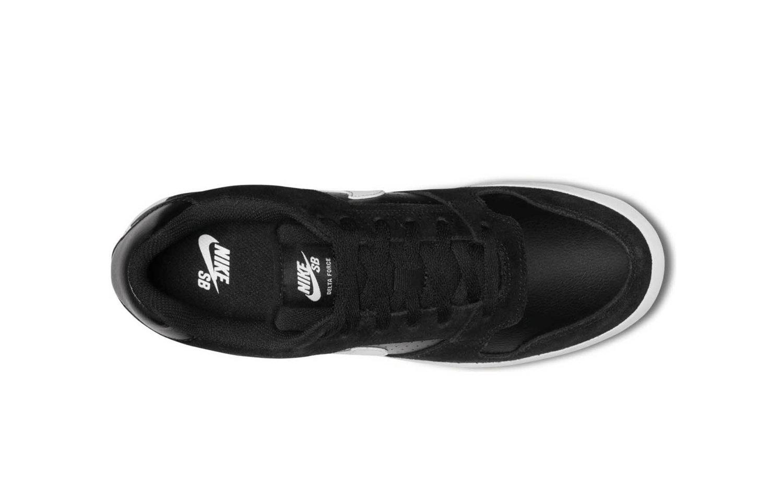 Nike SB Delta Force Vulc, BlackWhite Anthracite White férfi