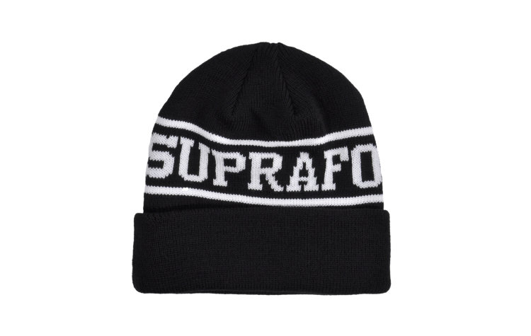 SUPRA Renowned Beanie (S6531501-BLK)