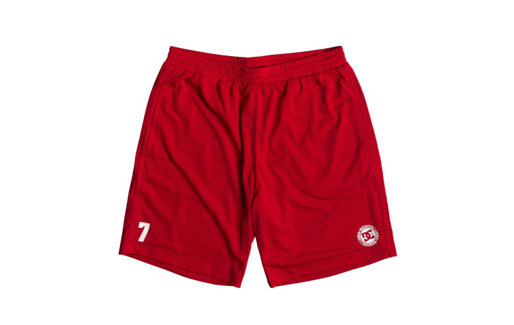 DC Mesh Basketball Short (ADYWS03051-RQR0)