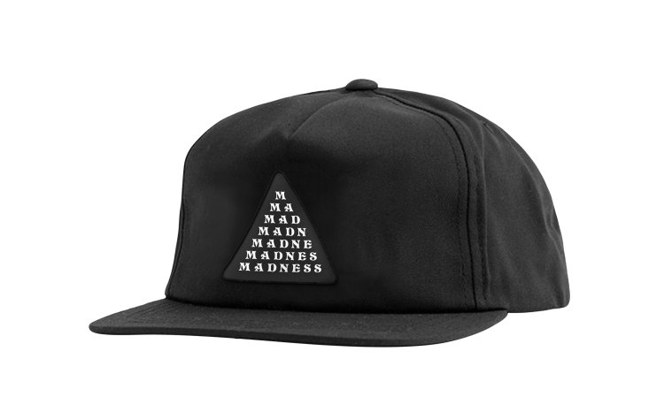 MADNESS Staight Bar Hat (35076003)