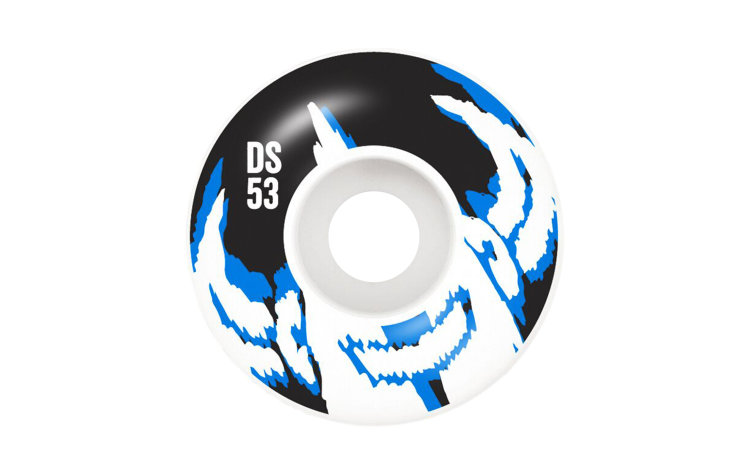 DARKSTAR Dissent Wheels 53mm (10112341-BLK)