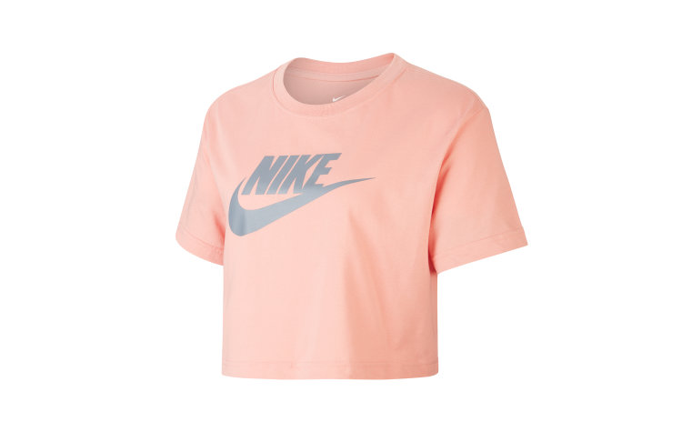NIKE Wmns Sw Essential Cropped S/S (BV6175-606)