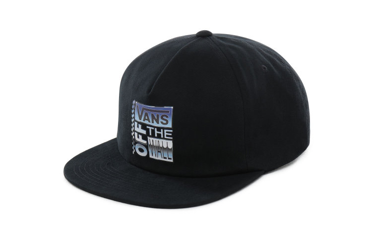 VANS Ave Shallow Unstructured (VN0A3I6IBLK)