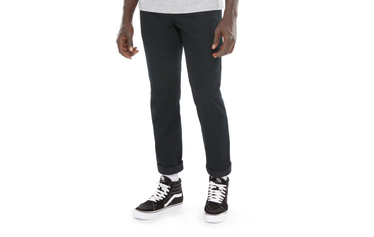 VANS Authentic Chino Stretch (VN0A3143BLK)