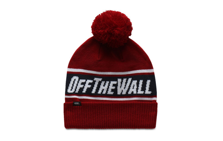 VANS Off The Wall Pom Beanie (VN0A2YR7TN3)