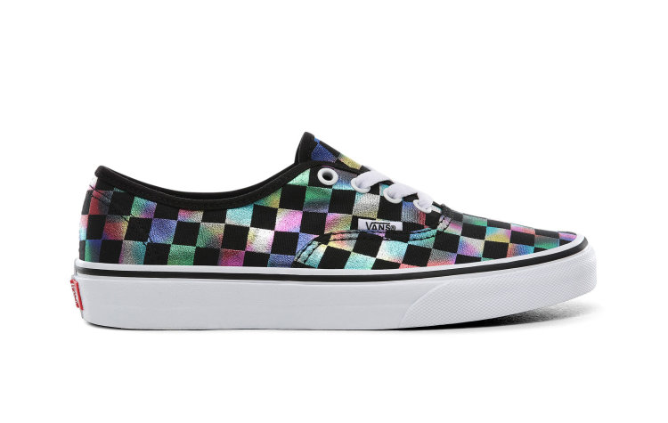 VANS Wmns Authentic (iridescent Check) (VN0A2Z5ISRY)
