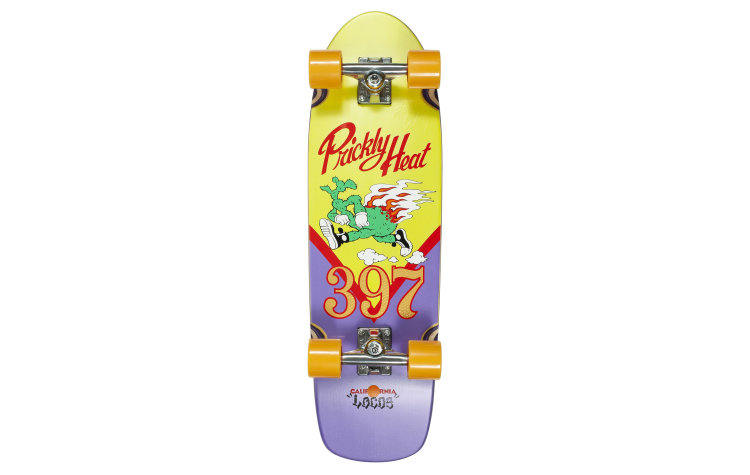 DUSTERS CALIFORNIA Prickly Heat Robert Williams Cruiser 31 (10531482)