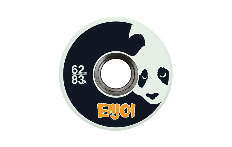ENJOI Astro Panda Wheels 62mm (10117128)