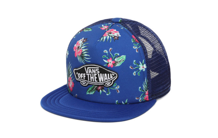 VANS Kids Classic Patch Trucker Plus (VN000XNTRGJ)