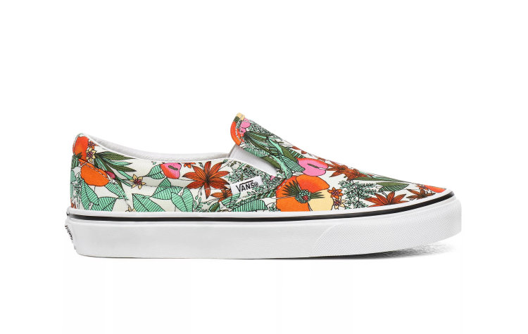 VANS Wmns Classic Slip-on (multi Tropic) (VN0A4U38WS9)