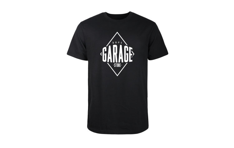 GARAGE Diamond S/S (GS-DIAMO-SS-BLK)