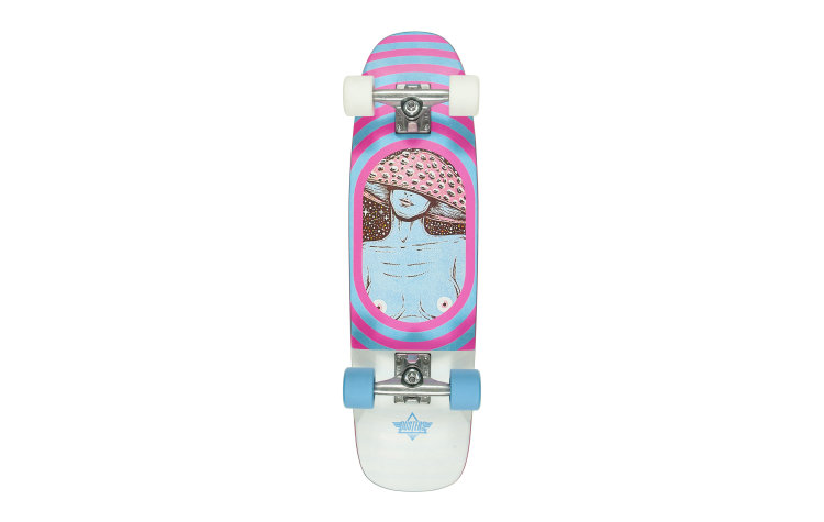 DUSTERS CALIFORNIA Shroom Cruiser 29 (10531495-BLU)
