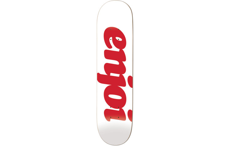 ENJOI Flocked Hyb 8 (10017919-WHT)