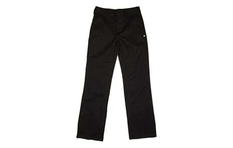 DC Kids Chino Pants (D073800050-BLK)